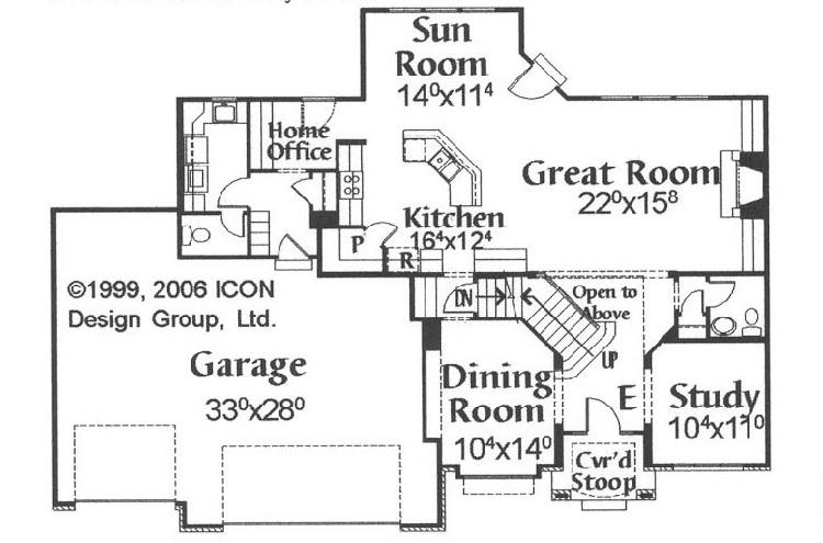 Vatican City Floor Plan